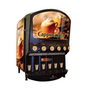 Grindmaster Instant Cappuccino Machines