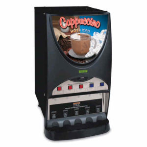 Bunn Instant Cappuccino Machines