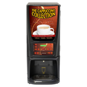 Curtis Instant Cappuccino Machines