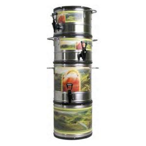 Newco Tea Dispensers